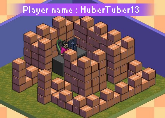 box fort event has started make the craziest fort and publish it