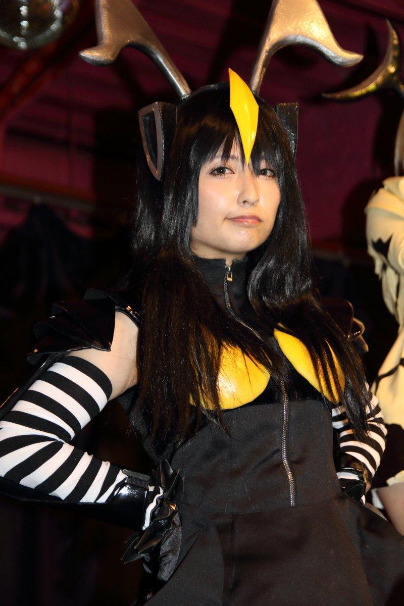 遅くなりましたが先日の【怪獣ハロウィンCLUBパーティ】からはらだんゼットン#怪獣娘
