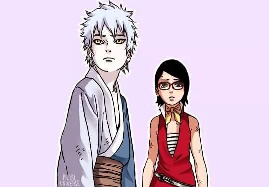 """"""": ミツサラ🔒💕Skip or Ship?😉#SasuSaku #Naruto #Uchiha """" SHIP SHIP"""