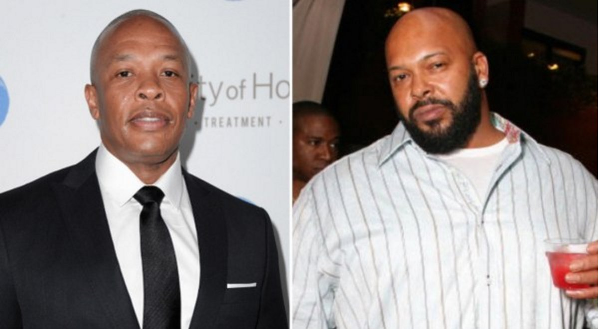 #SugeKnight is suing #DrDre and