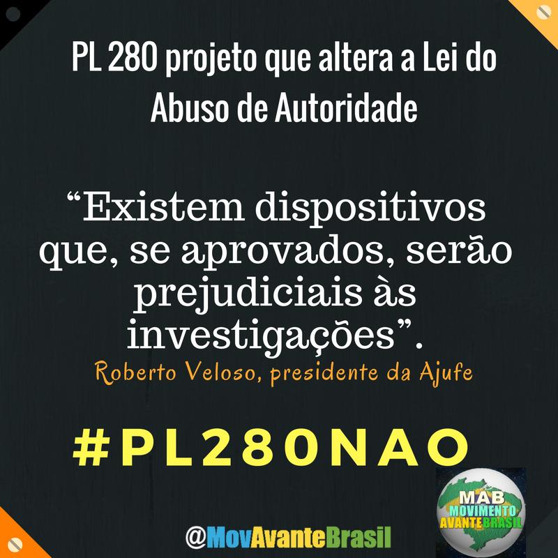 #PL280NAO: PL 280 NAO