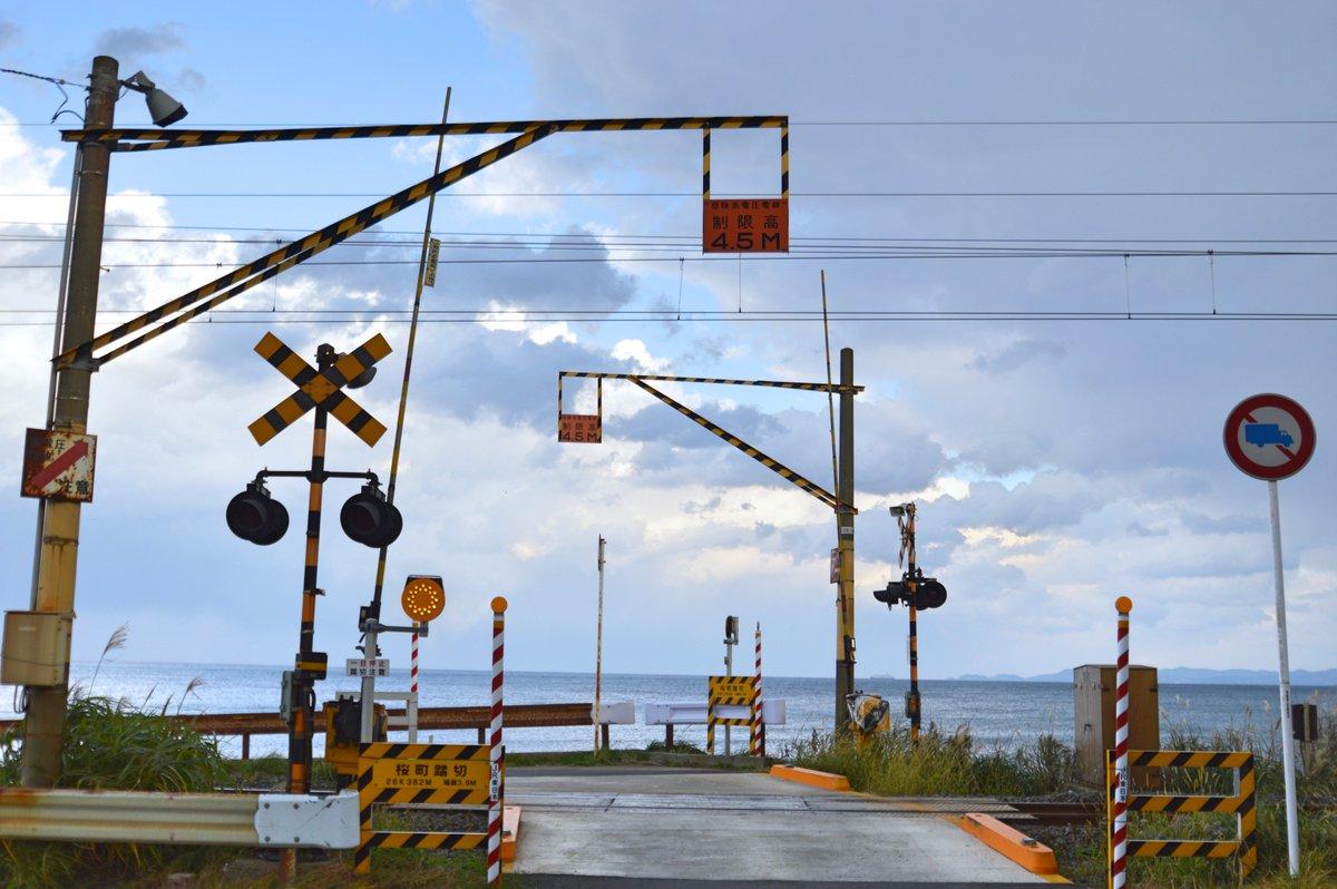 津軽線 蟹田駅 #雲のむこう約束の場所 #聖地巡礼