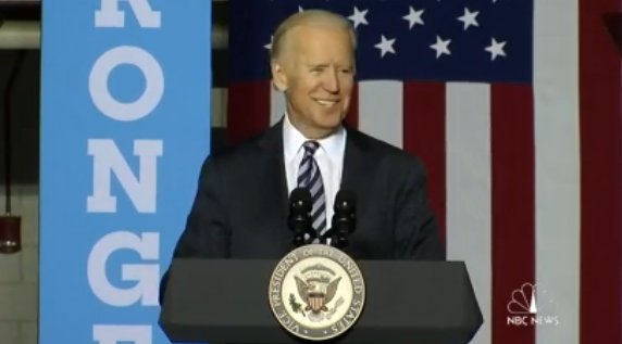 Watch Live: Joe Biden holds a campaign event for Hillary Clinton in Dayton, Ohio