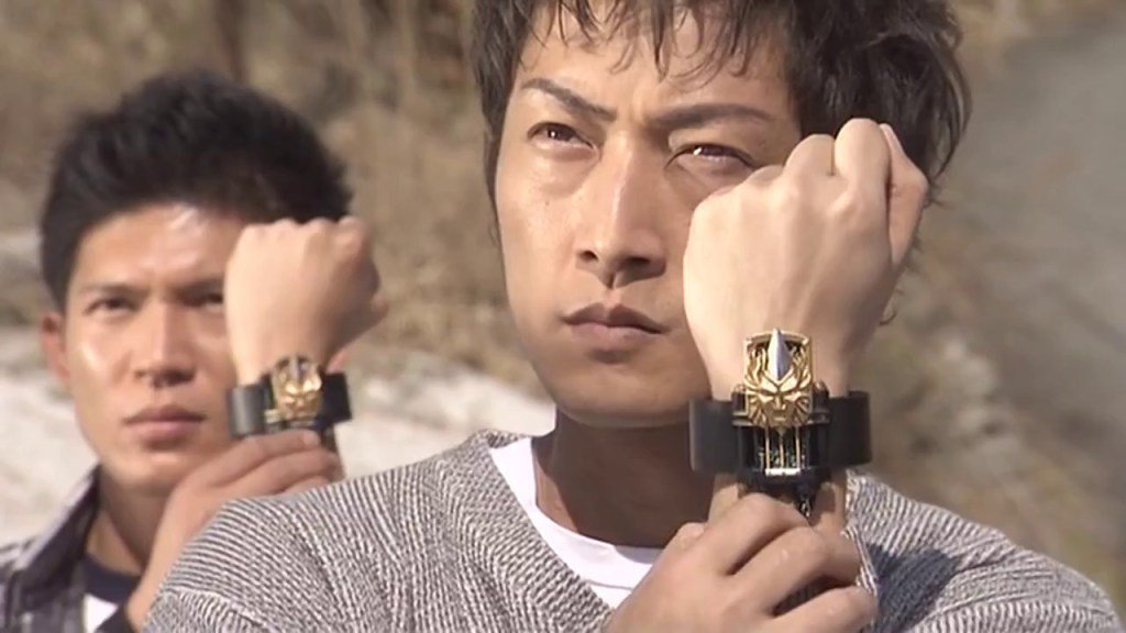 Kamen Rider Hibiki – Todoroki and Zanki Henshin HD 720p 60fp
