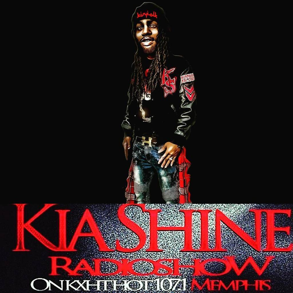 THEREALKIASHINE : my radio show