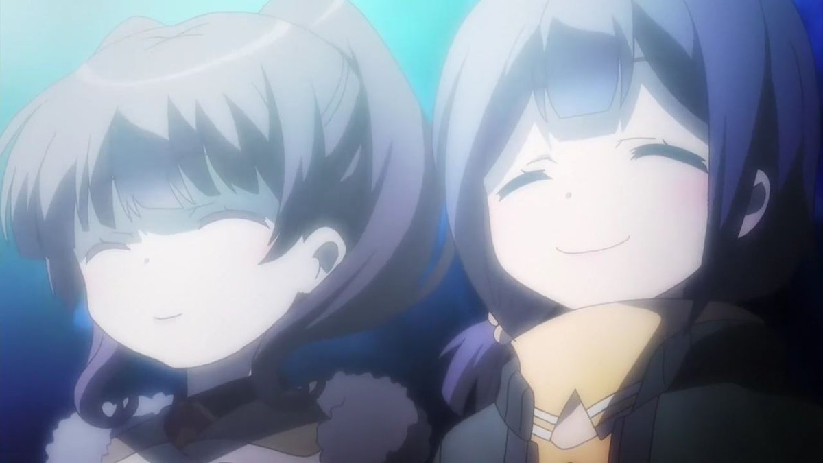 ここだけみるとただの逆アニm (黙#regalia_anime
