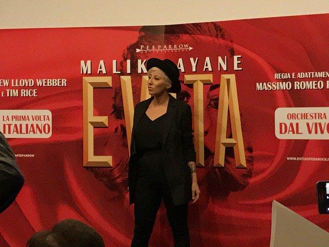 #Evita