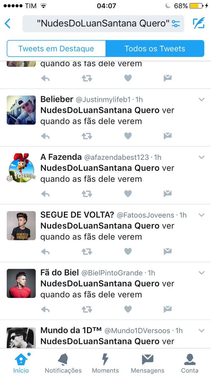 NudesDoLuanSantana Quero
