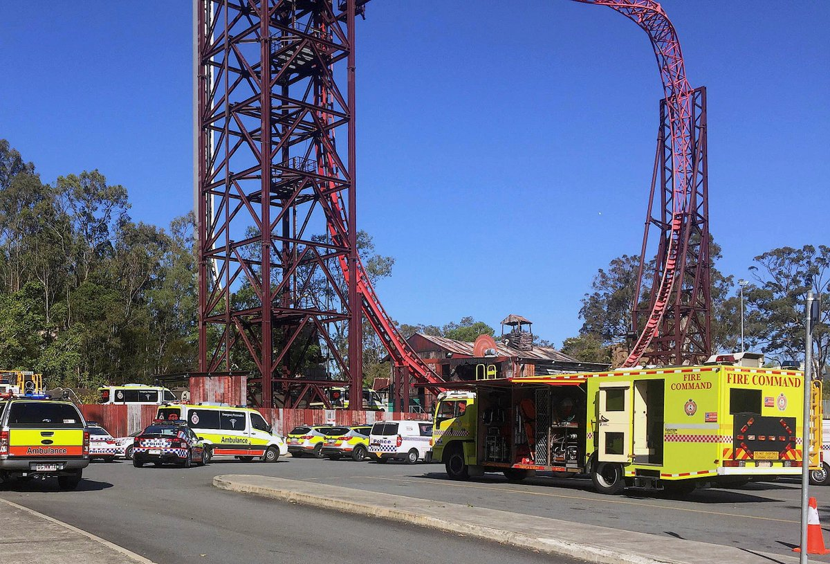Four dead after Australia theme park accident: police