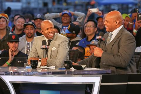 Charles Barkley and Kenny Smith sound off on race and sports in America