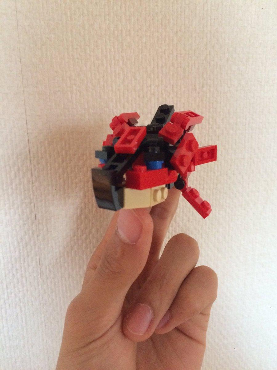 制作過程その1#LEGO#モンハン#モンスターハンターストーリーズ#モンハン手芸部