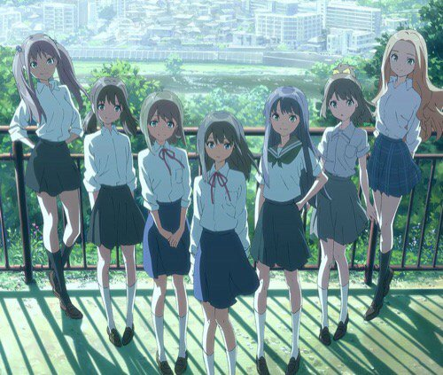 #kzmPlaying Wake Up, Girls! - タチアガレ!懐かしい