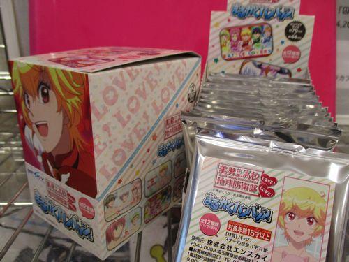 【千葉NT店】「美男高校地球防衛部LOVE!LOVE!」より、まるかくカンバッジを入荷しました。70㎜×44㎜のフォルム