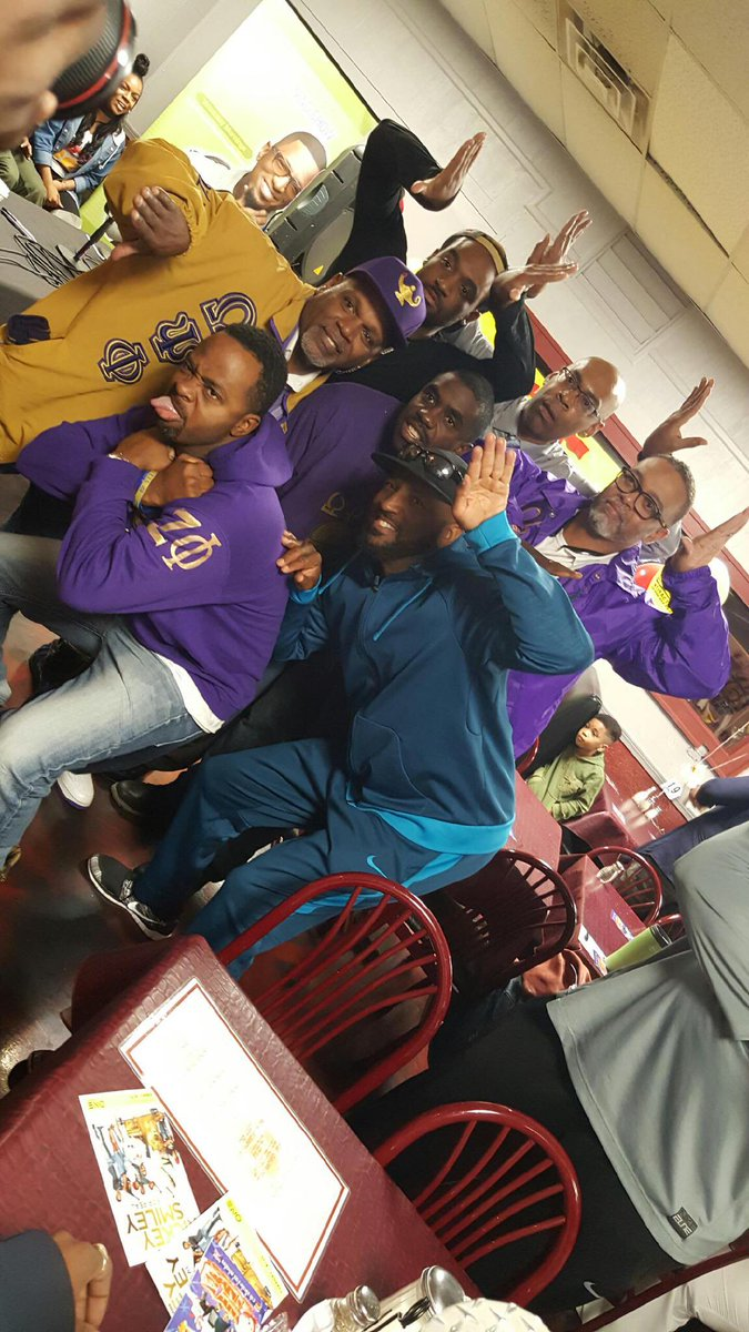 With the bruhs of #OmegaPsiPhi i