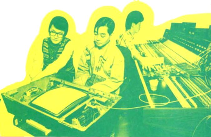 Haruomi Hosono / 細野 晴臣 (YMO) working on Video Game Music /