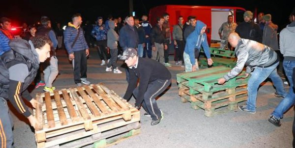 #barricate