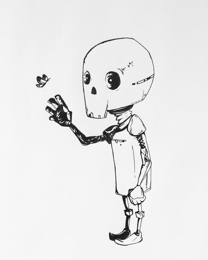 RT @hitRECord: This little robot needs a story or two — https://t.co/6ogMU1M3Zm https://t.co/3MXZ7h15jM