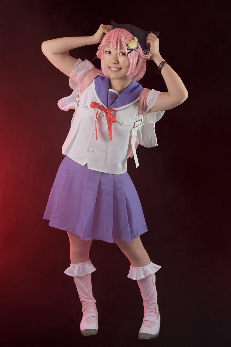 ⚠️コス写真 & 加工済み💦💦がっこうぐらし:丈槍由紀(ゆきちゃん) 「 ねぇ、一緒に行こう。 」撮影:天音さん