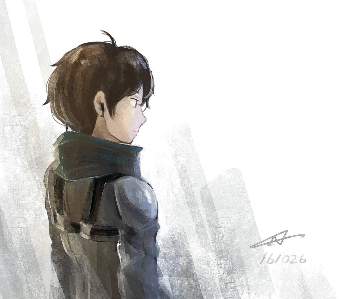 界塚伊奈帆 / アルドノア・ゼロ横顔が似合うと思うんだ…
