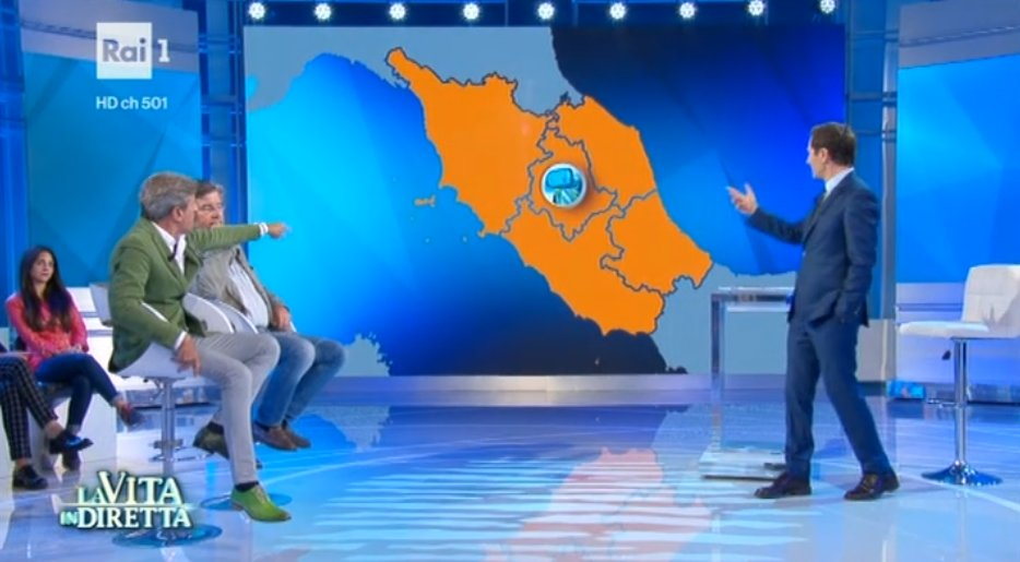 #VitaInDiretta
