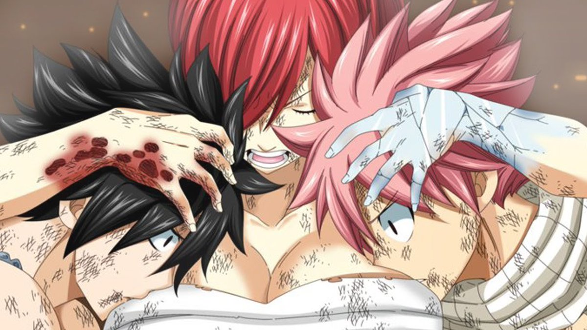 The Secret To Controlling E.N.D: Fairy Tail 507 Manga Chapte