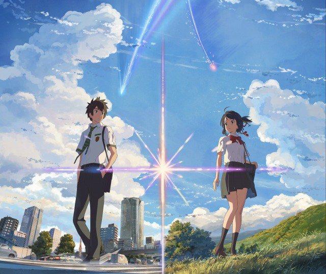 「君の名は。」韓国のアニメ映画祭で快挙 優秀賞と観客賞のW受賞