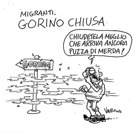 #Gorino