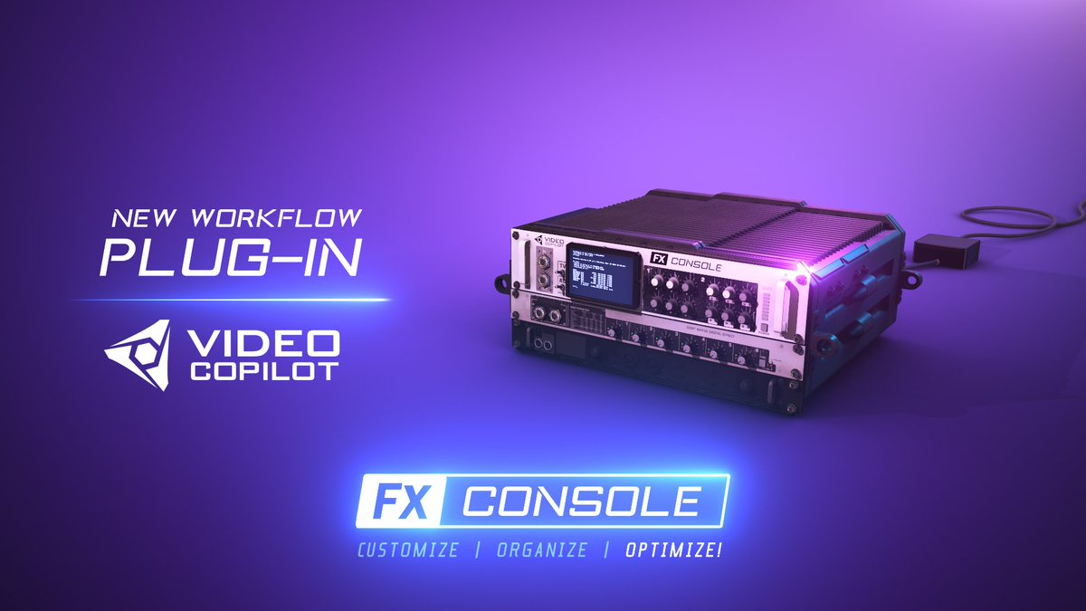 New Workflow Plug-in is now Available! 100% FREE! @AdobeAE  https://t.co/LAnJby4BtW https://t.co/iv9LcBlfuF