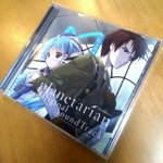 アニメplanetarianのサウンドトラック、今日発売です!PCゲームの扱いのあるアニメ・ゲーム店の方が置いてある確率