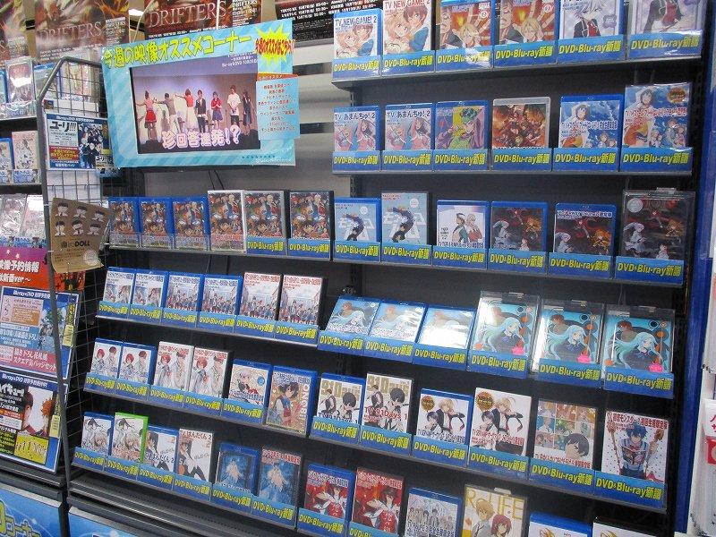 【映像情報】10/26発売BD・DVD「B-PROJECT~鼓動*アンビシャス~ 3」「91Days Vol.1」「SE