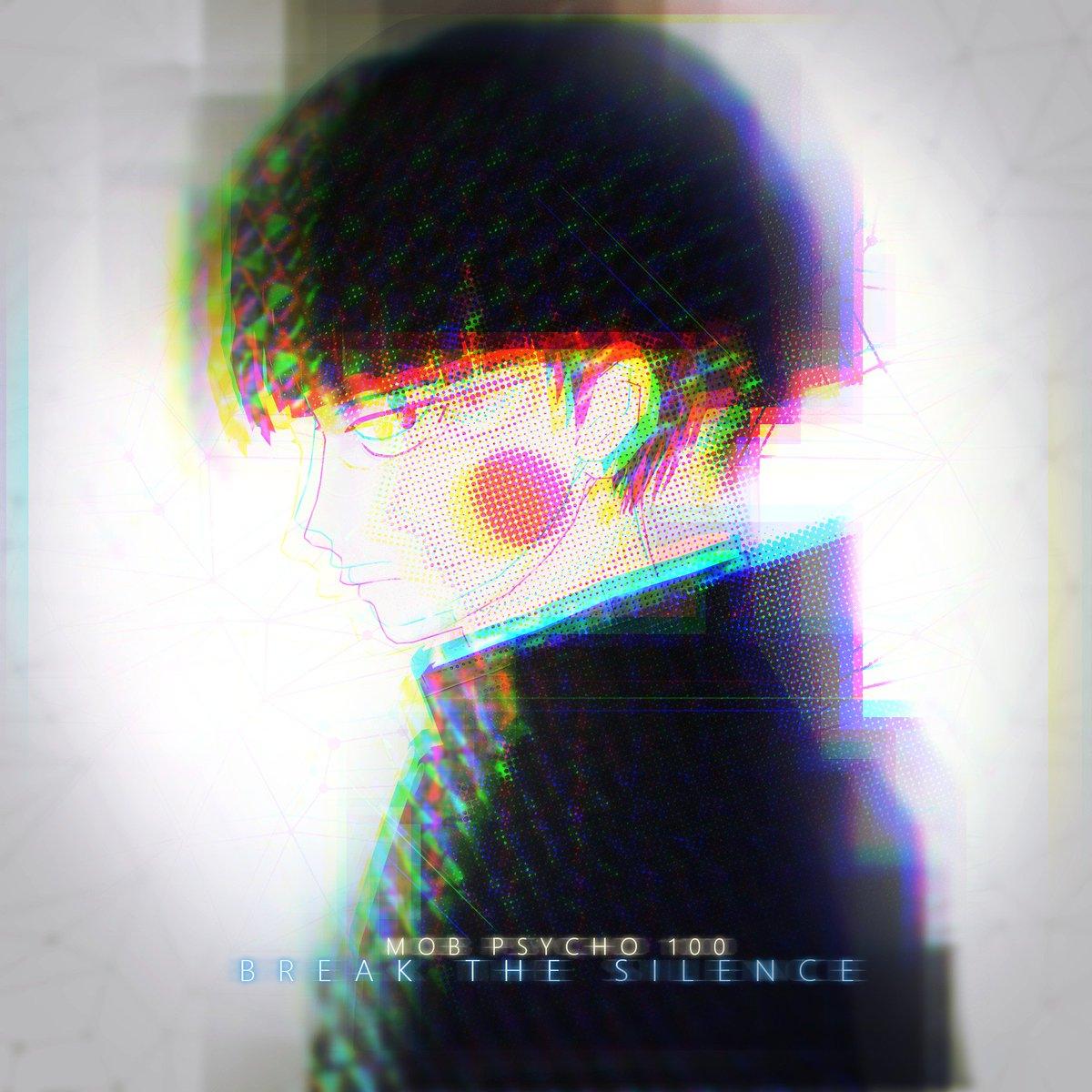 #モブサイコ100 #mobpsycho100 モデル:ぽん之助坂 様music:she-Break the silen