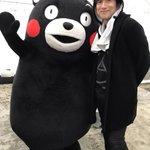今回のイベントの代表、bankbandの小林武史さんと、櫻井和寿さんだモン!くまもとにようこそだモン…