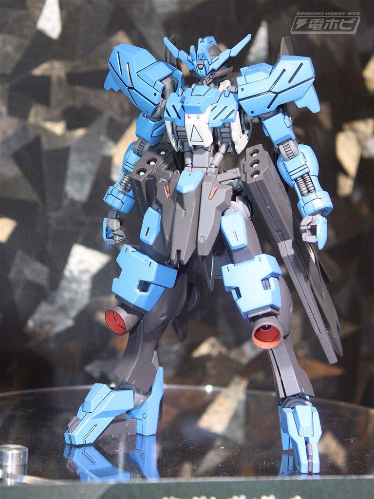 ガンダムヴィダールは青色確定、HGは12/3発売か #g_tekketsu