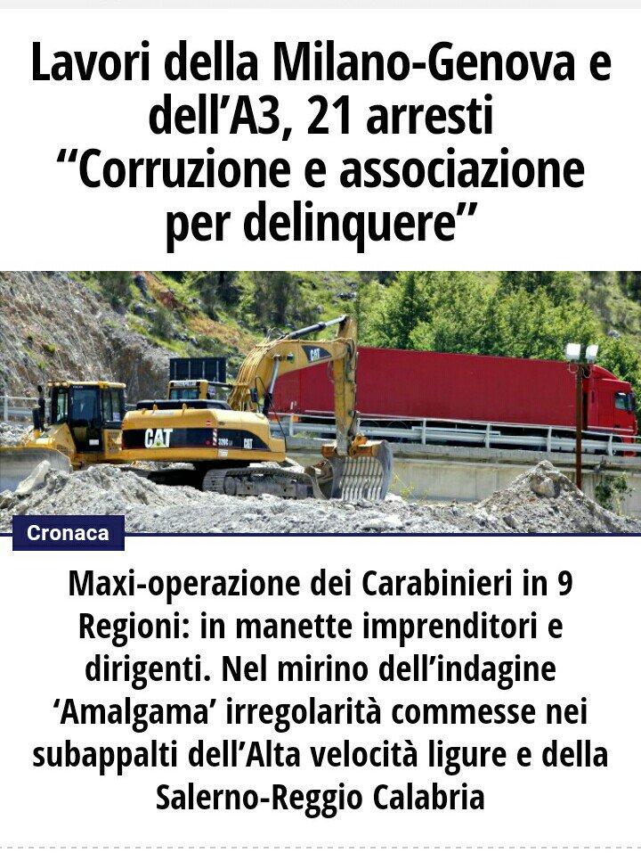 Tav Milano-Genova