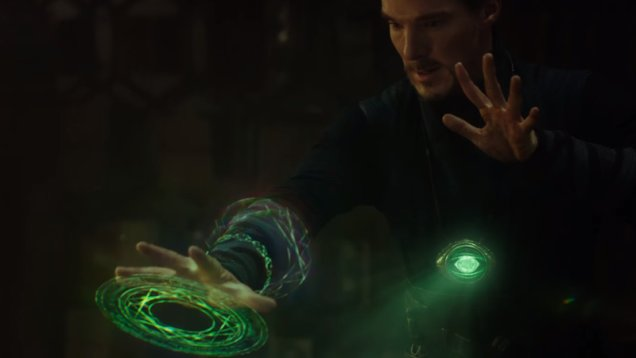 #DoctorStrangeALCINEMA