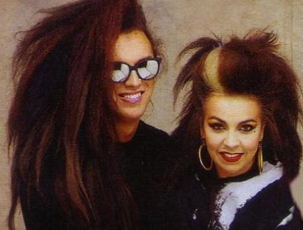 Lynne, the devoted ex who stood by tragic Pete Burns even after fame fizzled out
