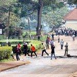 Police block Makerere University demo