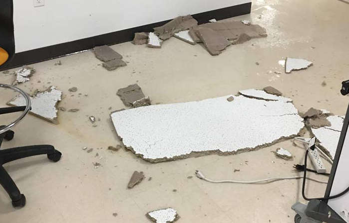 Oregon teens vandalize high school's brand new wing causing $300G in damages