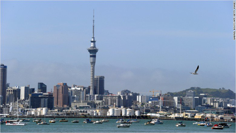 New Zealand tops the World Bank's list of the easiest places on the planet to do business