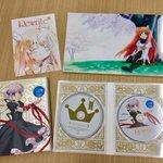 TVアニメ「Rewrite」Blu-ray&DVD第2巻が本日発売です!限定版特典にはブックレット、ラジオCDが