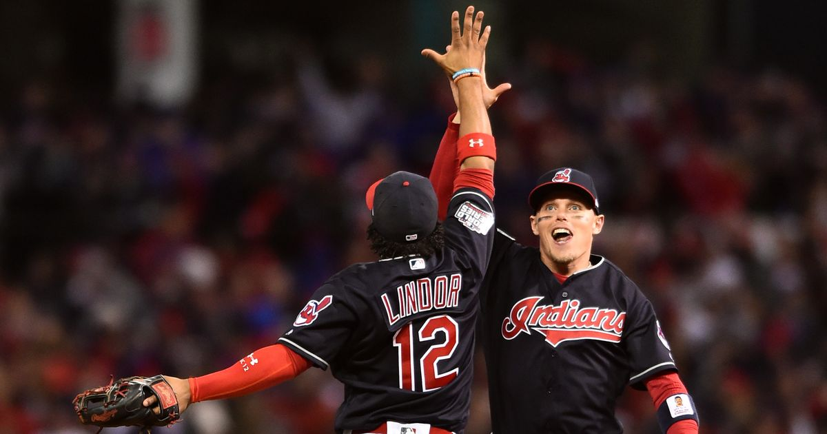 Believeland, indeed: Indians take huge step toward World Series conquest