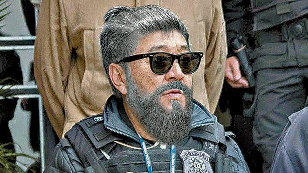 Resultado de imagem para o japones da federal e o agente de coque