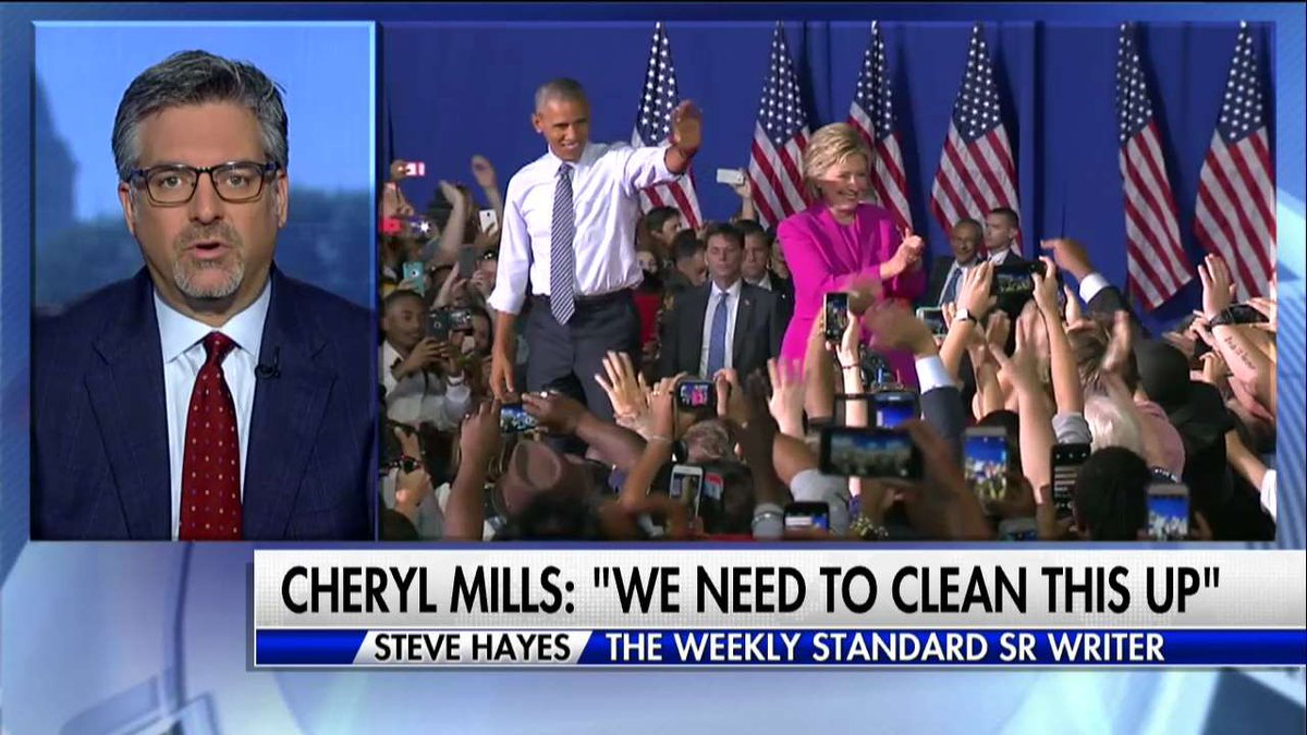 .@stephenfhayes: 'What we're seeing here is the inside nature of a cover-up. This is a cover-up. I don't think there's any question.'