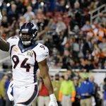 Anel de Super Bowl de DeMarcus Ware é roubado enquanto ele jogava | MVP - O