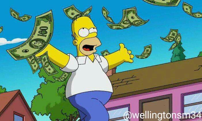 #DinheiroNoisNaoTemMas: Dinheiro Nois Nao Tem Mas
