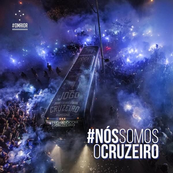 #BoraMeuCruzeiro: Bora Meu Cruzeiro