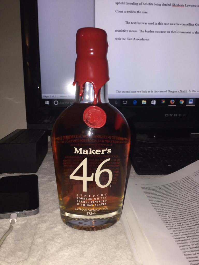 Maker's Mark: Twitter | The Cocktail Project