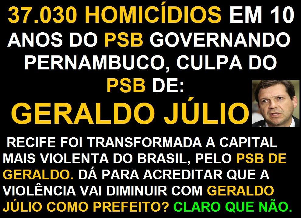 #RecifeQuerJoao13: Recife Quer Joao 13