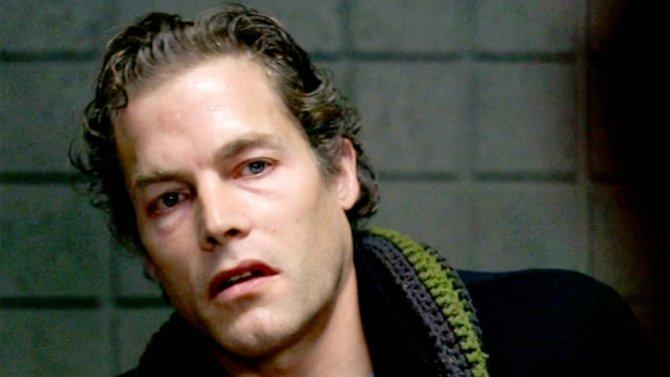 Michael Massee, 'Crow' Actor W michael massee