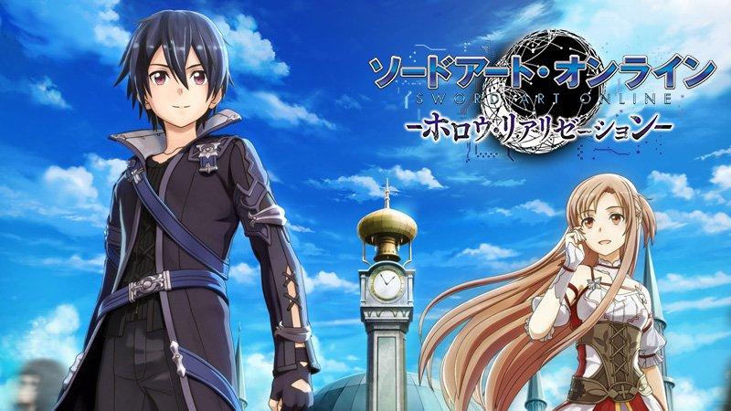 「SAO」のゲーム版最新作『ソードアート・オンライン -ホロウ・リアリゼーション-』がいよいよ発売! ダウンロード版の購